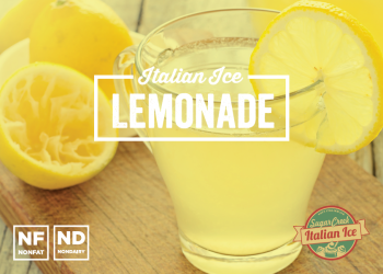 Lemonade Italian Ice